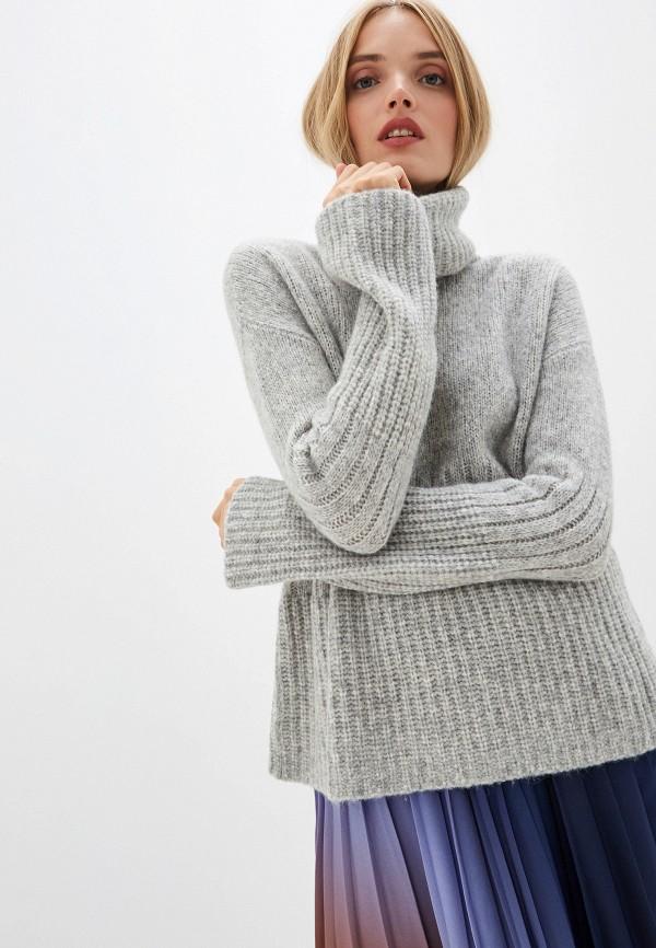 женский свитер boss, серый