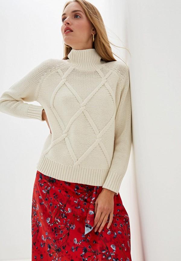женский свитер boss, белый
