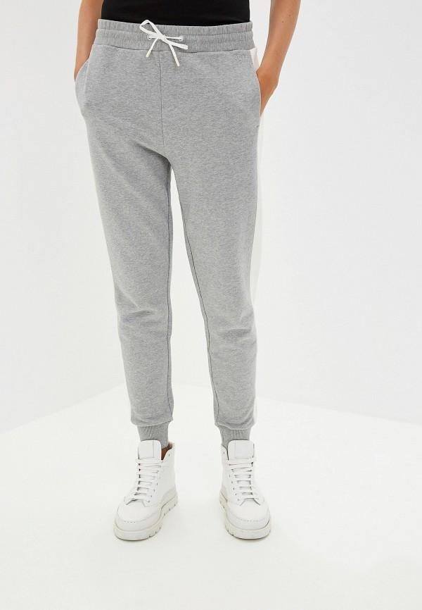 женские спортивные спортивные брюки boss, серые