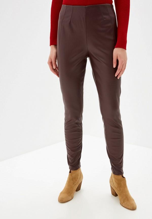 женские брюки hugo boss, бордовые