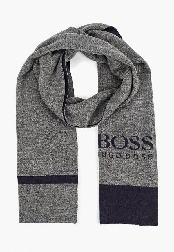 Шарф Boss Hugo Boss Boss Hugo Boss BO010GMBUHN0 шарф boss шарф