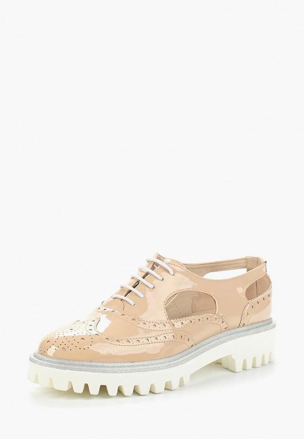 Купить Ботинки Bona Dea, bo027awalkm3, бежевый, Весна-лето 2018