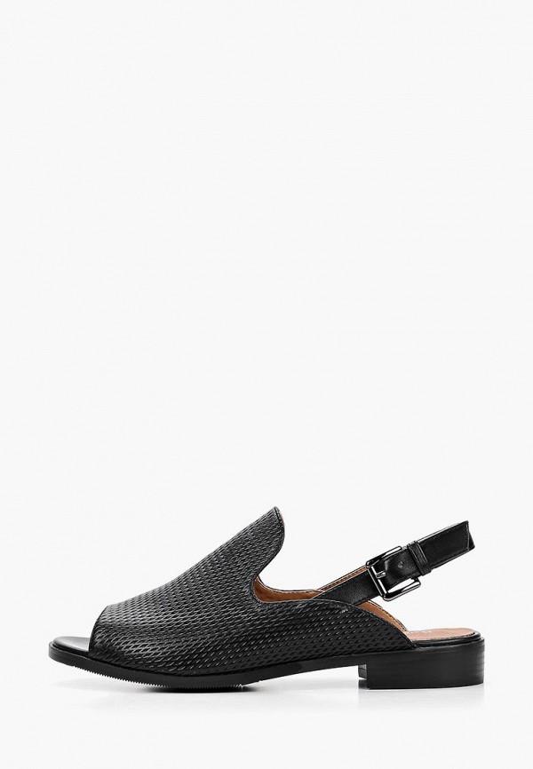 женские сандалии bona dea, черные