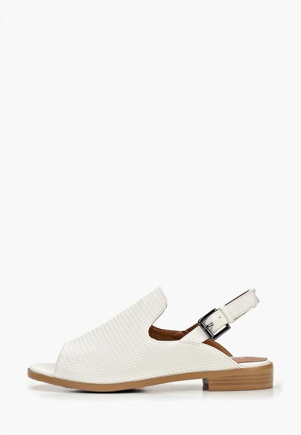 женские сандалии bona dea, белые