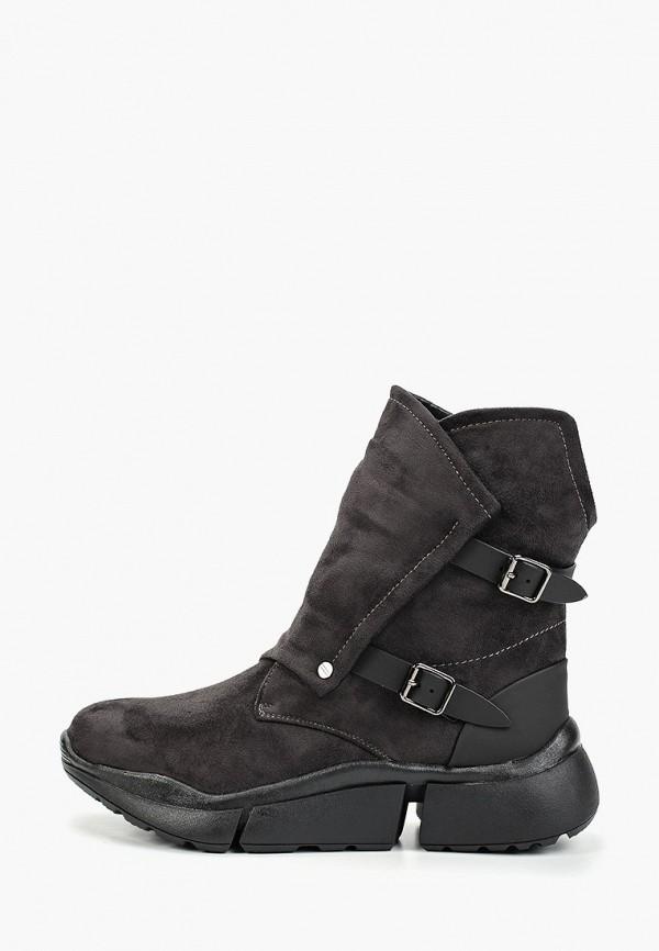 женские ботинки bona dea, серые
