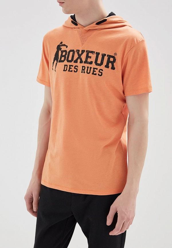 Футболка Boxeur Des Rues Boxeur Des Rues BO030EMARSN0 boxeur des rues футболкa boxeur des rues bxe2313zblack