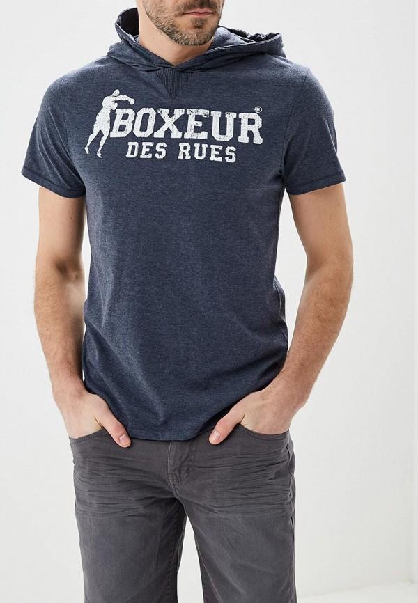 Футболка Boxeur Des Rues Boxeur Des Rues BO030EMARSN1 брюки спортивные boxeur des rues boxeur des rues bo030emarsl1