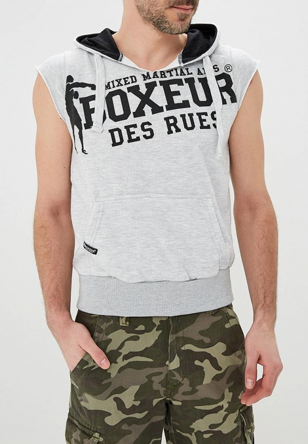 Худи Boxeur Des Rues Boxeur Des Rues BO030EMARSO3 брюки спортивные boxeur des rues boxeur des rues bo030emarsl1