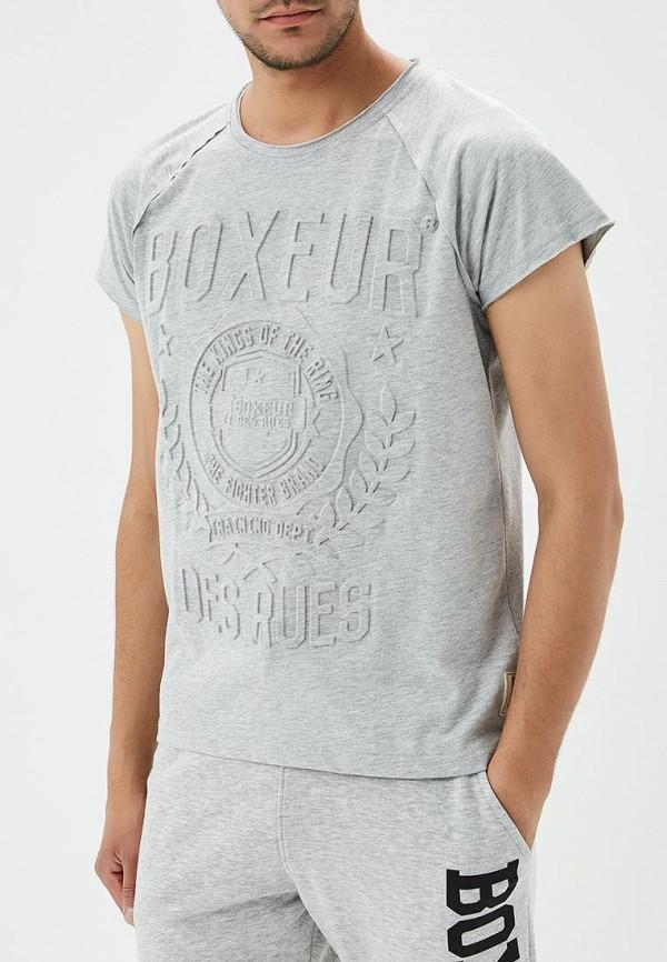 Футболка Boxeur Des Rues Boxeur Des Rues BO030EMBMWW0 дозатор жидкого мыла grampus laguna цвет хром