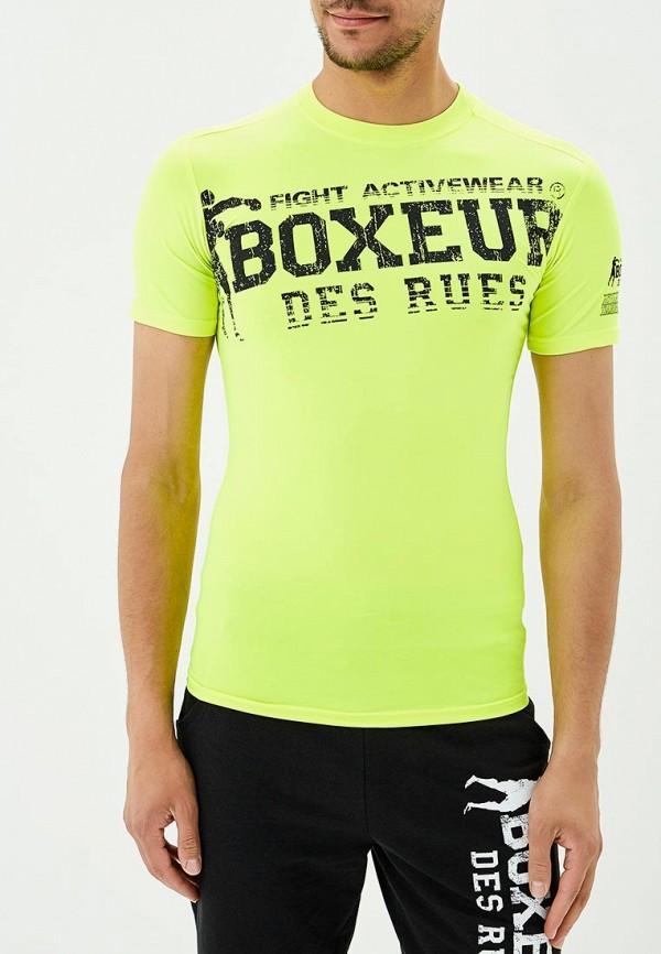 Футболка компрессионная Boxeur Des Rues Boxeur Des Rues BO030EMBMWY3 boxeur des rues футболкa boxeur des rues bxe2313zblack