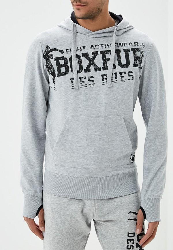 Худи Boxeur Des Rues Boxeur Des Rues BO030EMBMWZ8 boxeur des rues футболкa boxeur des rues bxe2313zblack