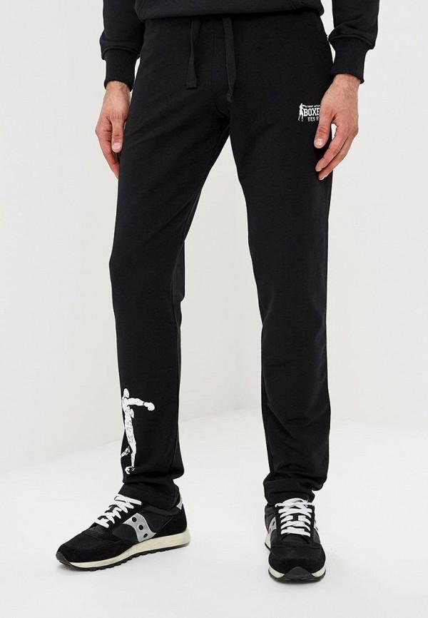 мужские спортивные спортивные брюки boxeur des rues, черные