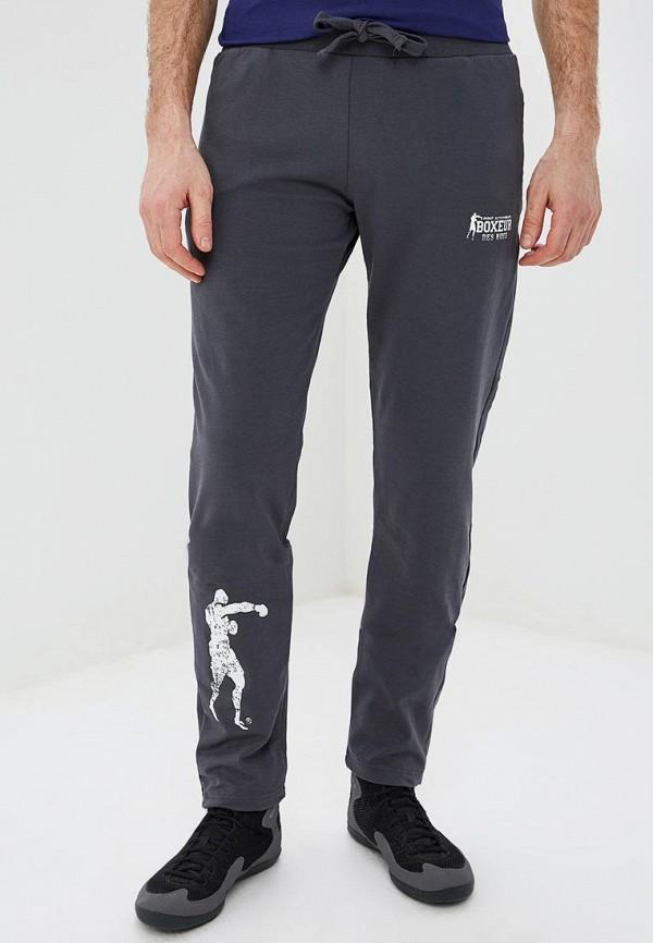 мужские спортивные брюки boxeur des rues, серые