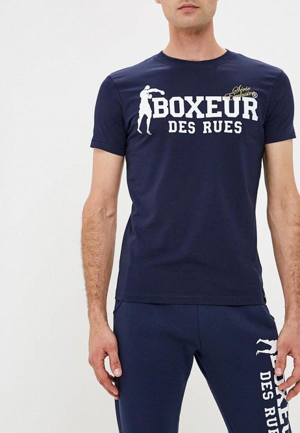 Футболка Boxeur Des Rues Boxeur Des Rues BO030EMCWSY2 шорты boxeur des rues boxeur des rues bo030emarrz6