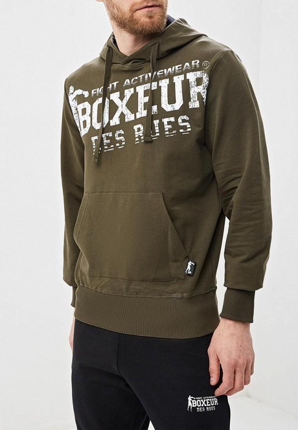 Худи Boxeur Des Rues Boxeur Des Rues BO030EMFFDN6 шорты boxeur des rues boxeur des rues bo030emarrz6