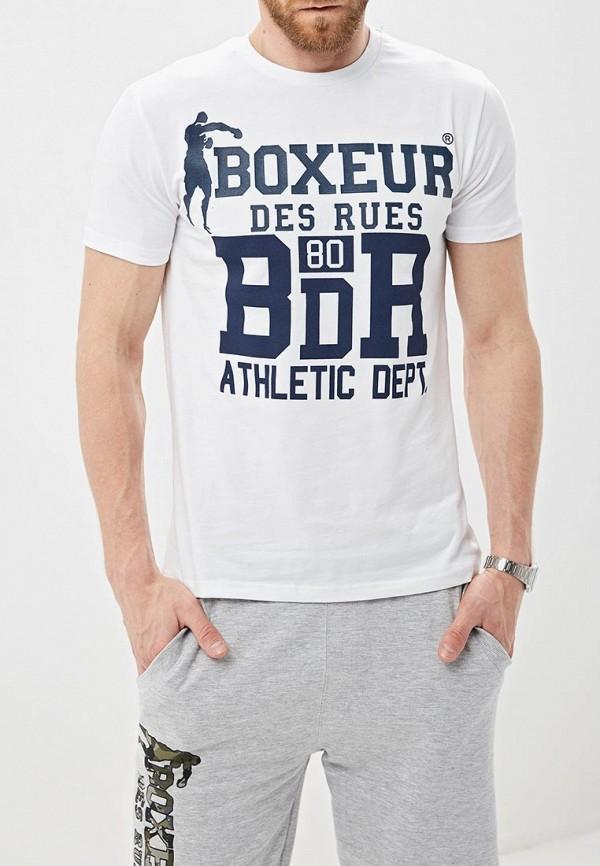 Футболка Boxeur Des Rues Boxeur Des Rues BO030EMFFDO5 футболка boxeur des rues boxeur des rues bo030emarsn4
