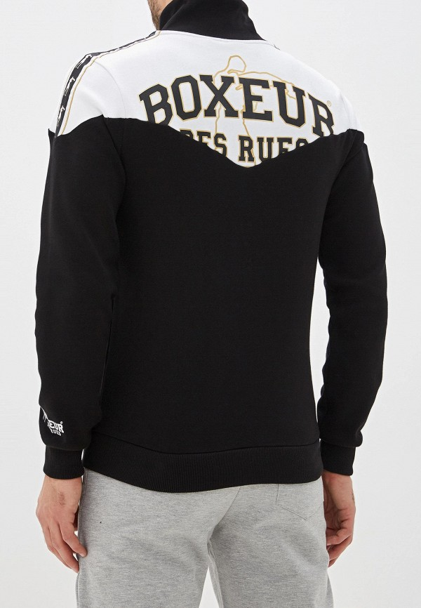 Фото 3 - Олимпийка Boxeur Des Rues черного цвета