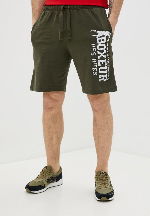 мужские шорты boxeur des rues, хаки
