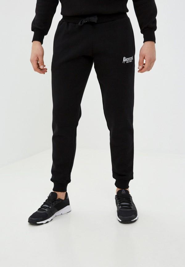 мужские спортивные брюки boxeur des rues, черные