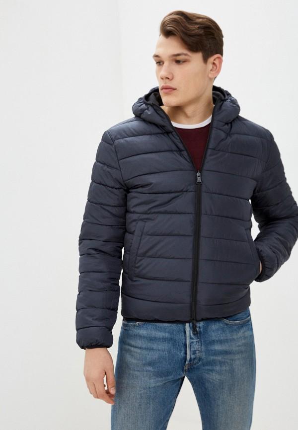 мужская куртка boxeur des rues, синяя