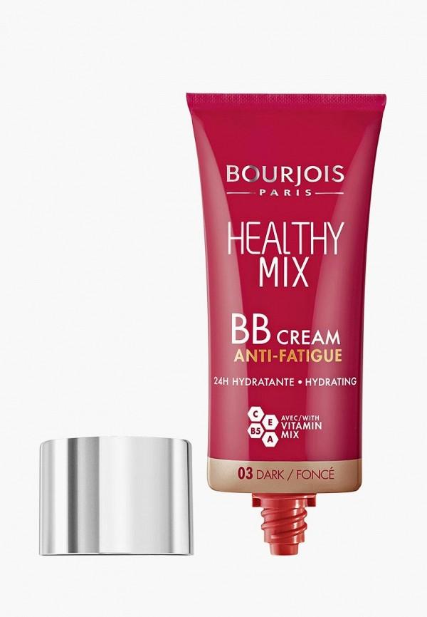 Купить BB-Крем Bourjois, Healthy Mix Тон 3, BO031LWBHWL6, бежевый, Осень-зима 2018/2019