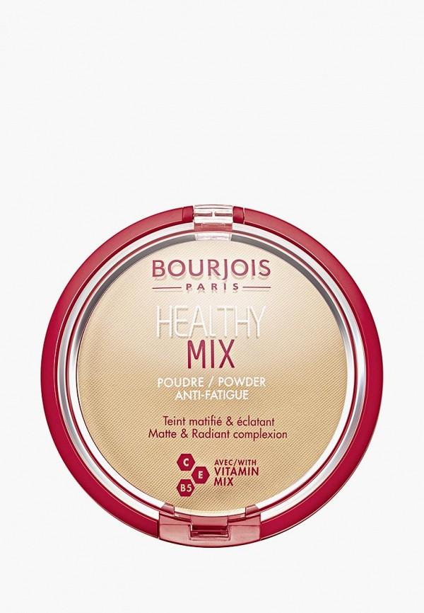 Купить Пудра Bourjois, Healthy Mix Тон 2, BO031LWBHWL8, прозрачный, Осень-зима 2018/2019