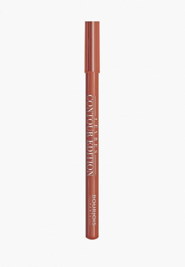 карандаш для губ bourjois