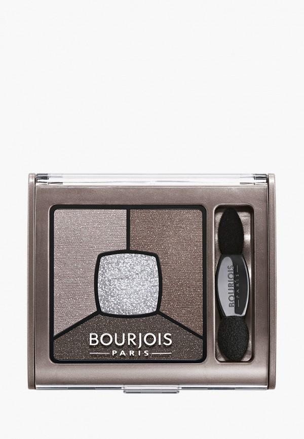 тени для век bourjois, разноцветный