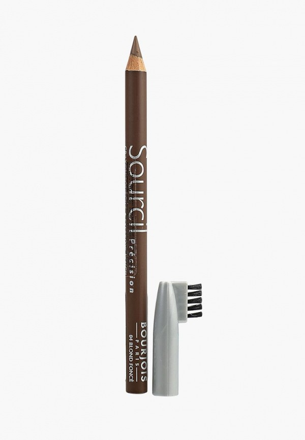 Карандаш для бровей Bourjois Bourjois BO031LWLRS38 карандаш для бровей lumene nordic chic extreme precision eyebrow pencil 4 цвет 4 коричневый variant hex name 271c1a