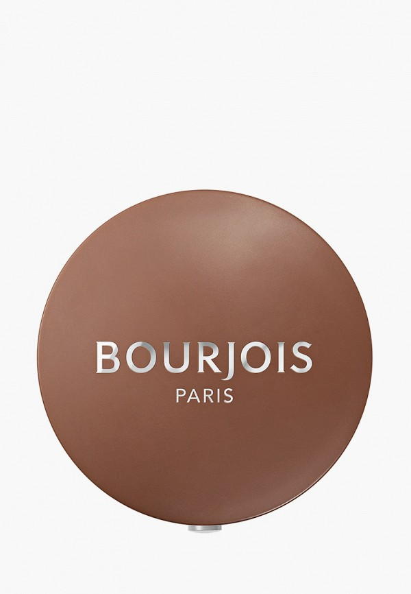 женский тени для век bourjois, коричневый