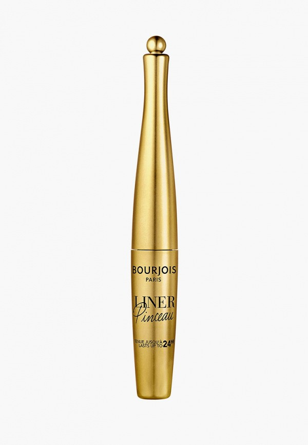 женский подводка для глаз bourjois, золотой