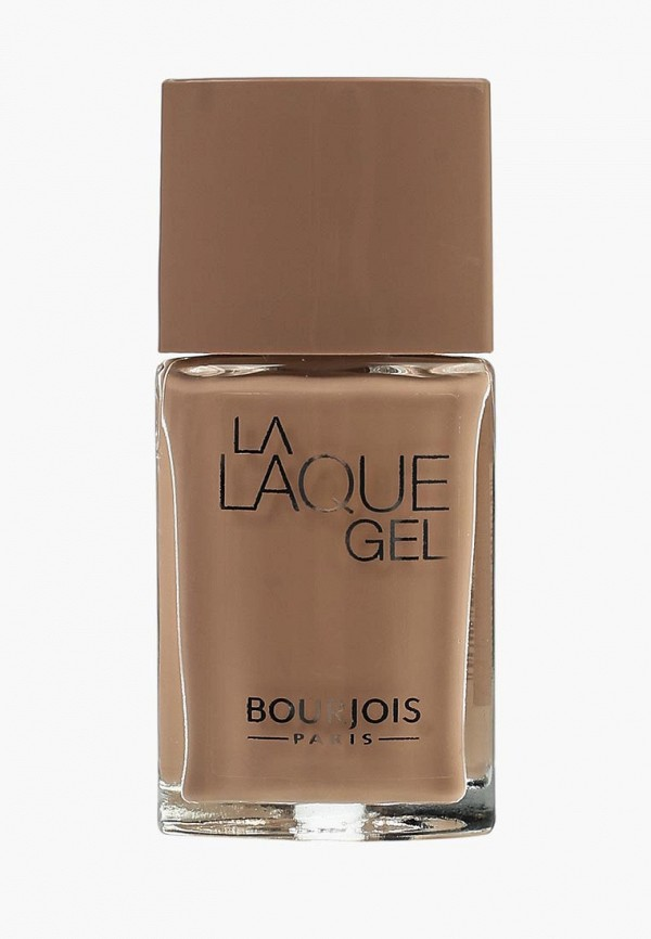 Купить Лак для ногтей Bourjois, La Laque Gel Тон 17, bo031lwsdm38, бежевый, Весна-лето 2019