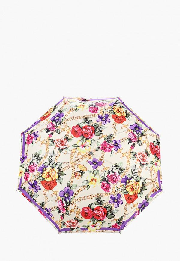 женский зонт boutique moschino, желтый
