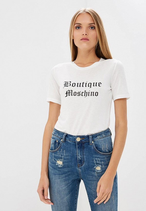 Футболка Boutique Moschino Boutique Moschino BO036EWBVWK7