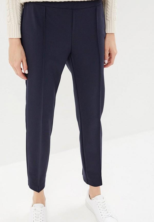 женские классические брюки boutique moschino, синие