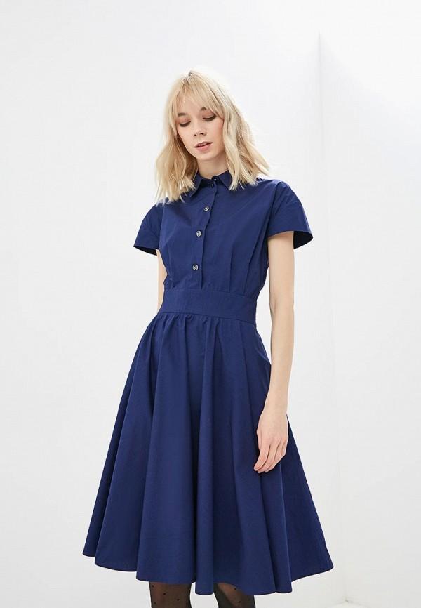 Платье Boutique Moschino Boutique Moschino BO036EWDREB0