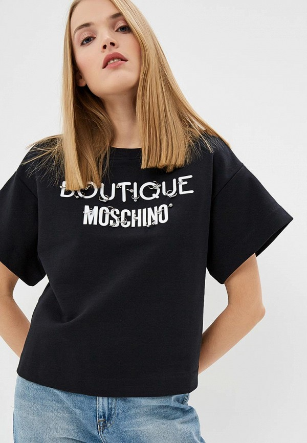 Свитшот Boutique Moschino Boutique Moschino BO036EWDREC4