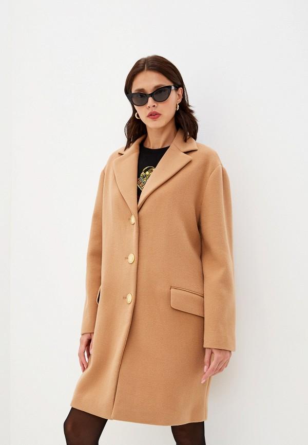 Пальто Boutique Moschino Boutique Moschino BO036EWFTRF3 джемпер boutique moschino boutique moschino bo036ewdreb5