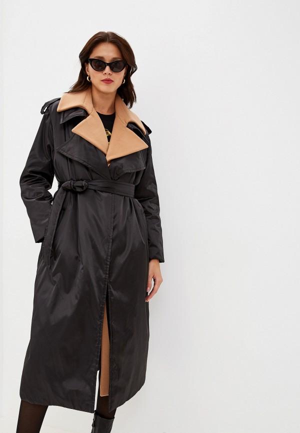 где купить Пальто Boutique Moschino Boutique Moschino BO036EWFTRF4 по лучшей цене