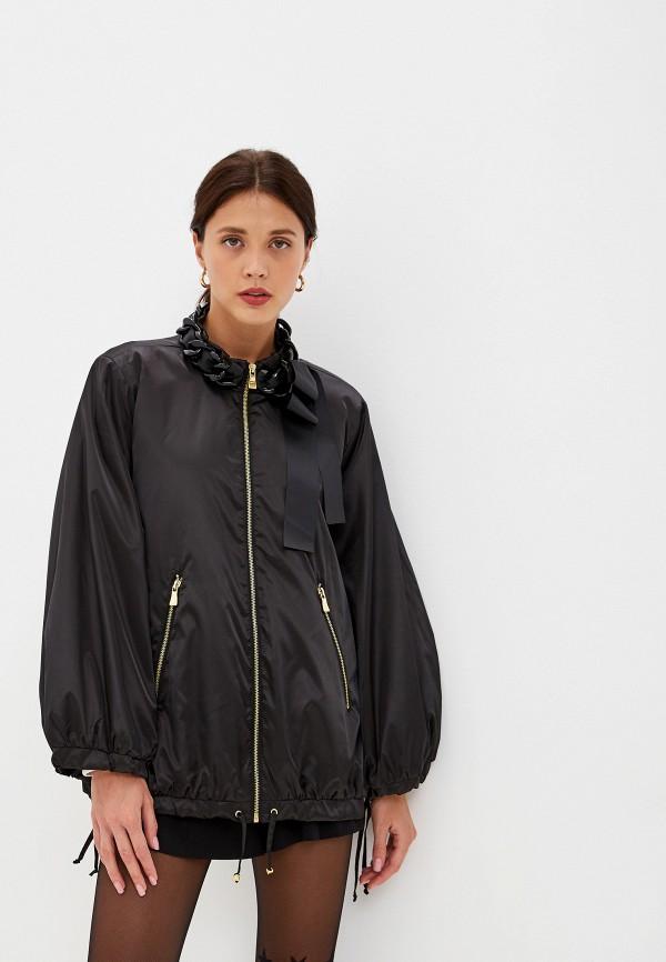Куртка Boutique Moschino Boutique Moschino BO036EWFTRF5 джемпер boutique moschino boutique moschino bo036ewdreb5