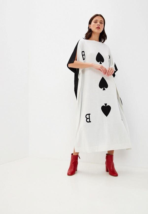 Платье Boutique Moschino Boutique Moschino BO036EWFTRF9 джемпер boutique moschino boutique moschino bo036ewdreb5