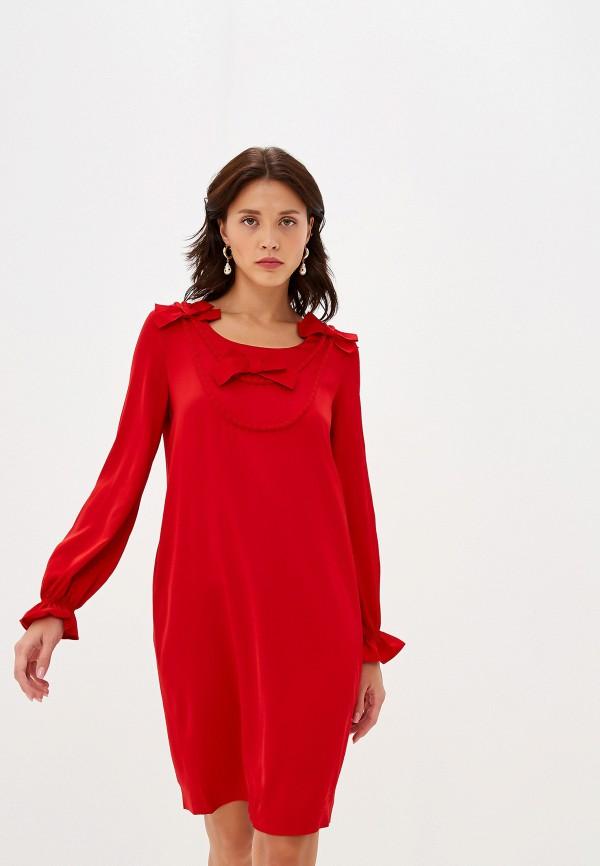 Платье Boutique Moschino Boutique Moschino BO036EWFTRG2 джемпер boutique moschino boutique moschino bo036ewdreb5
