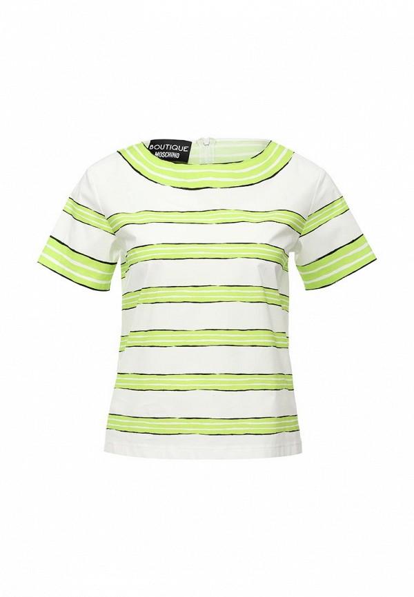 Блуза Boutique Moschino Boutique Moschino BO036EWHAH90 цены онлайн