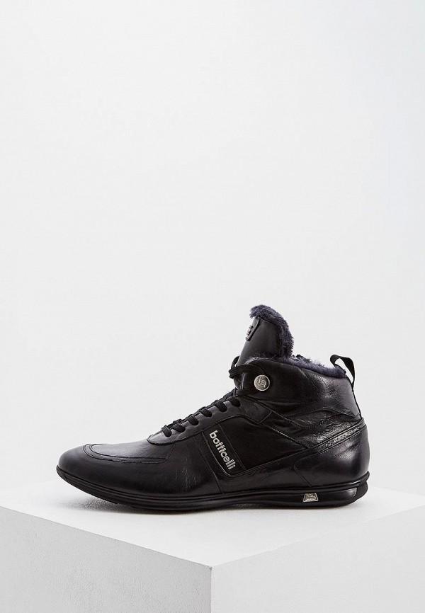 мужские кроссовки botticelli, черные