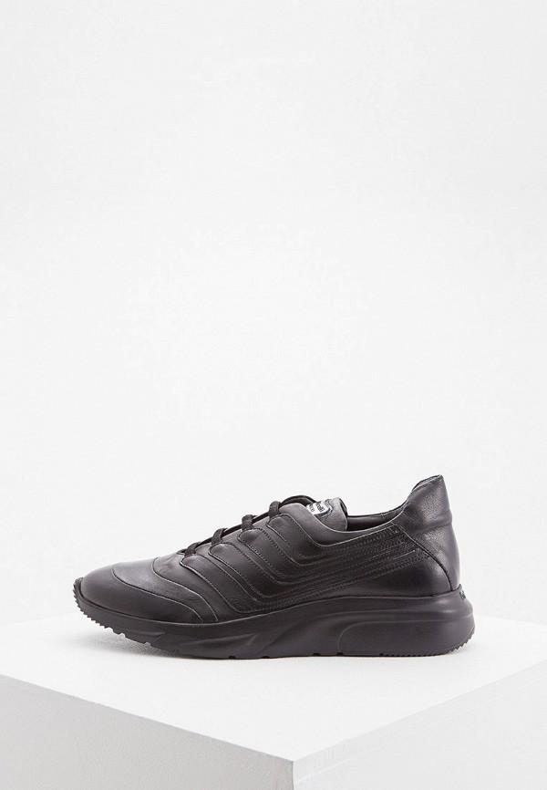 Купить Мужские кроссовки Botticelli черного цвета