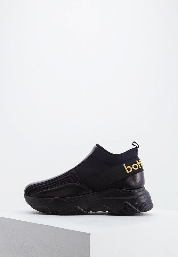 женские кроссовки botticelli, черные