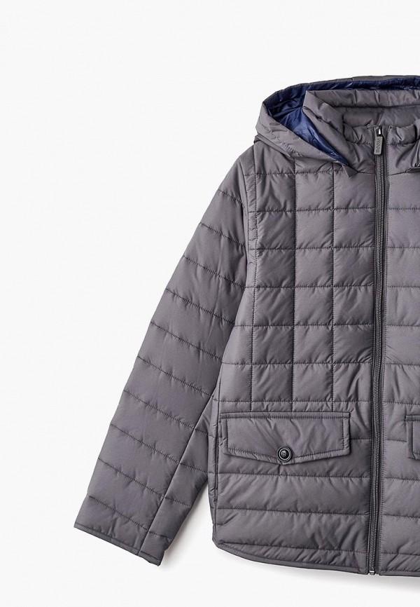 Куртка для мальчика утепленная Boom 80369_BOB Фото 3