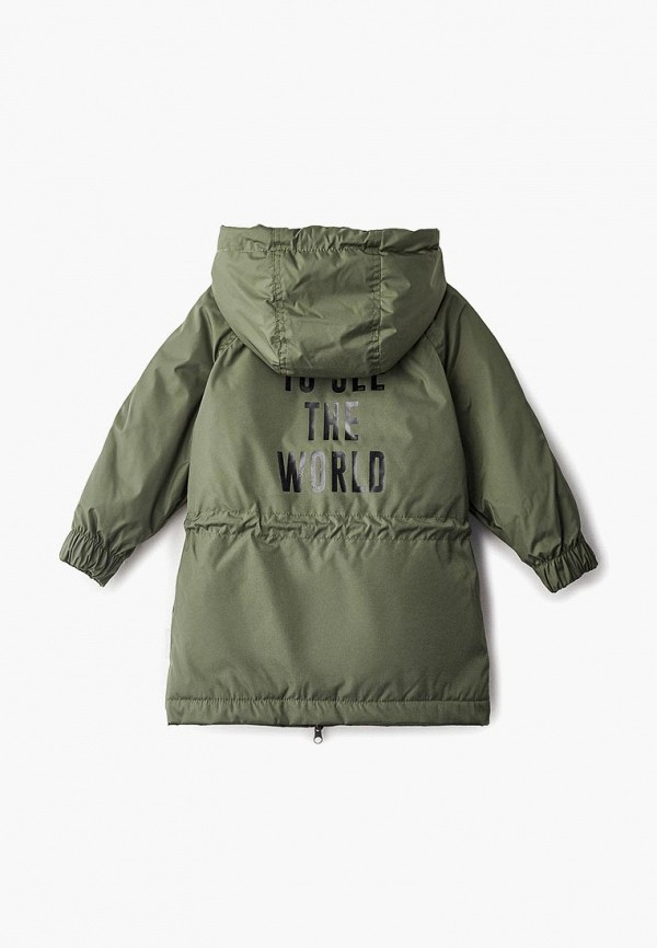 Куртка для мальчика утепленная Boom 80371_BOB Фото 2