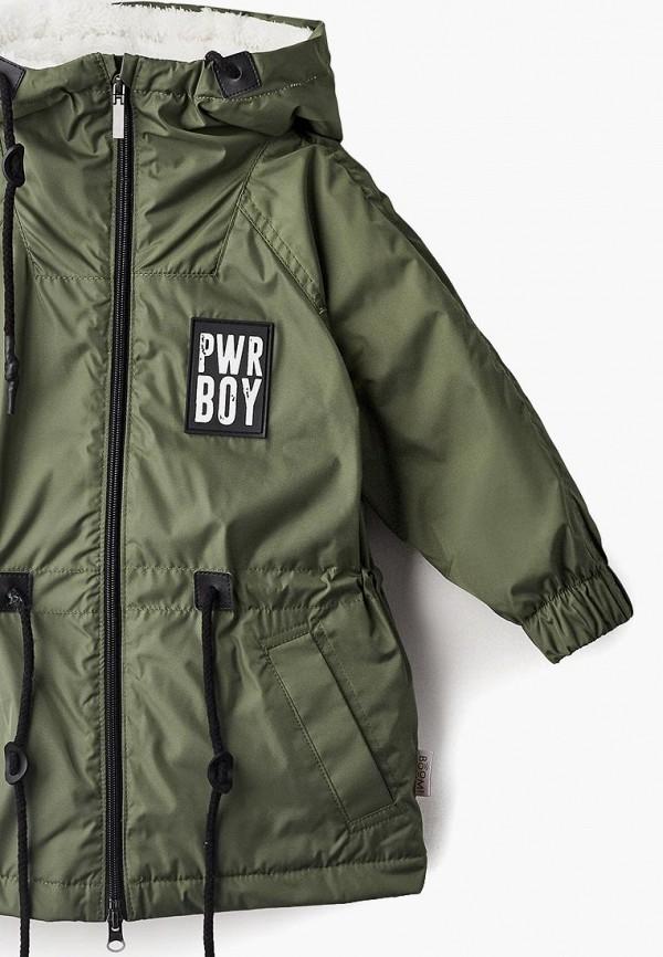 Куртка для мальчика утепленная Boom 80371_BOB Фото 3