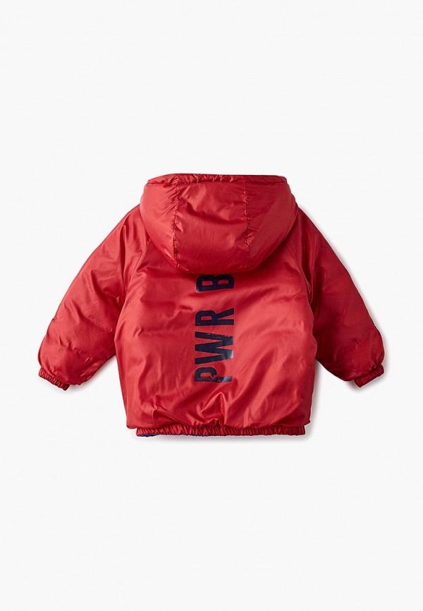 Куртка для мальчика утепленная Boom 80472_BOB Фото 2